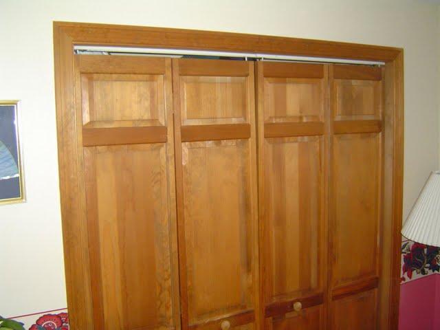 bifold closet door knobs photo - 17