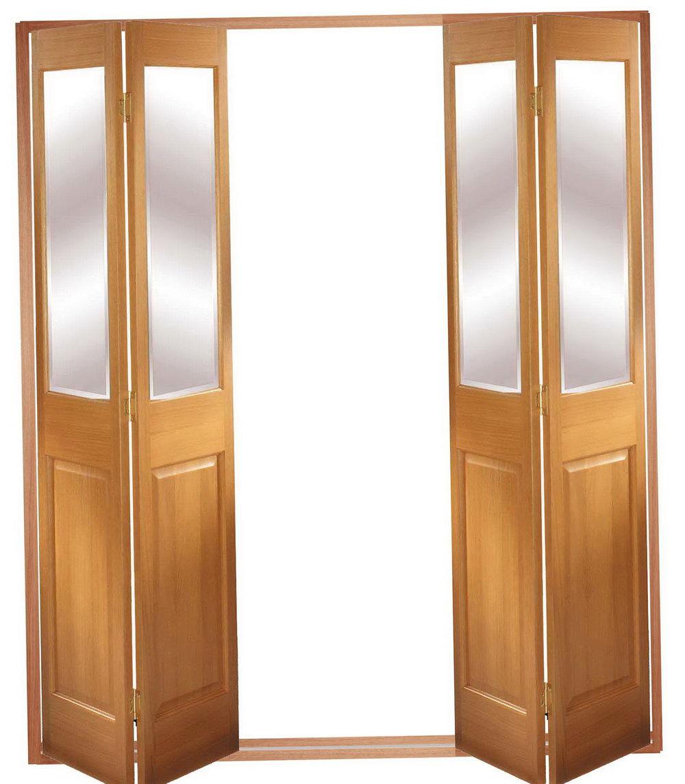 bifold door knobs photo - 8