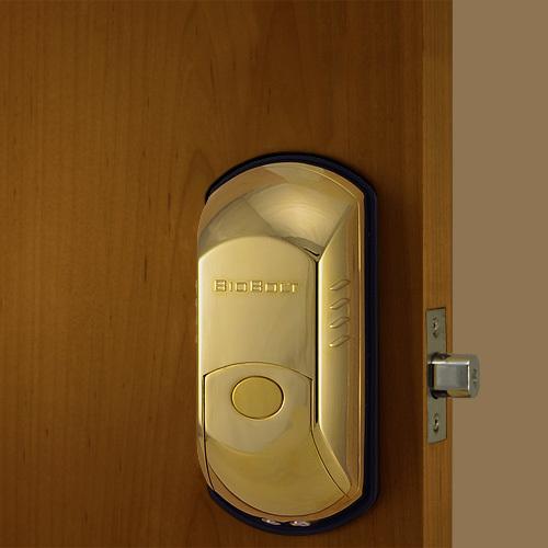 biometric door knob photo - 4