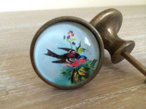 bird door knobs photo - 17