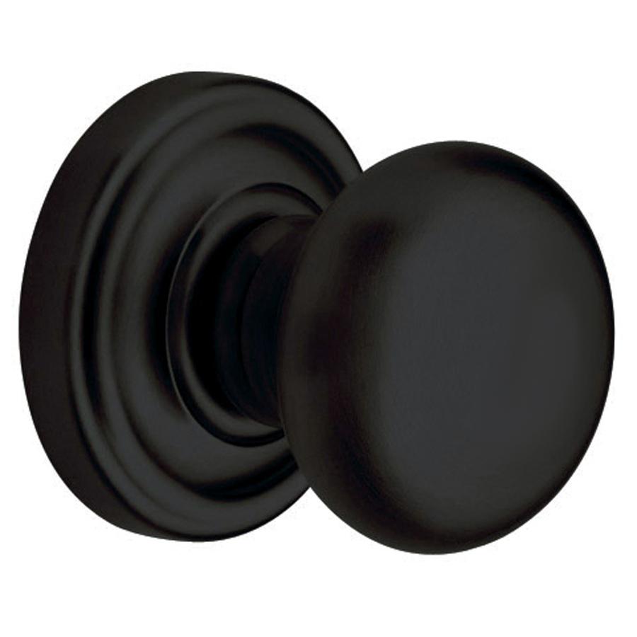 black door knob photo - 3