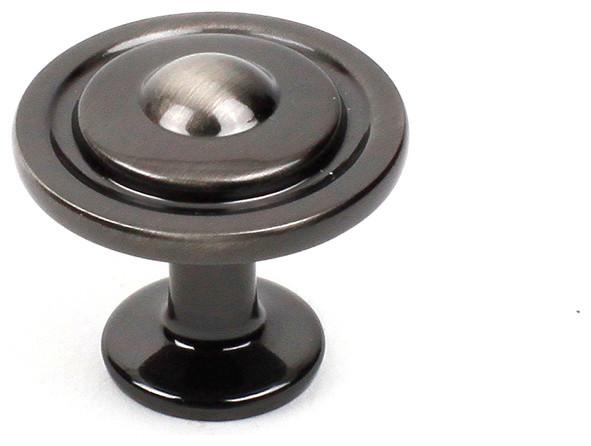 black nickel door knobs photo - 10