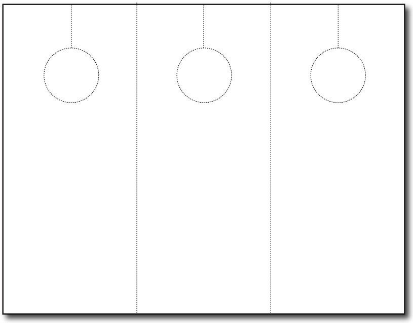 blank door knob hangers photo - 8