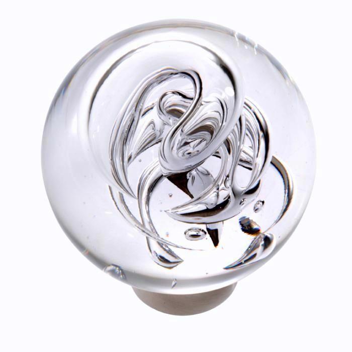 blown glass door knobs photo - 13