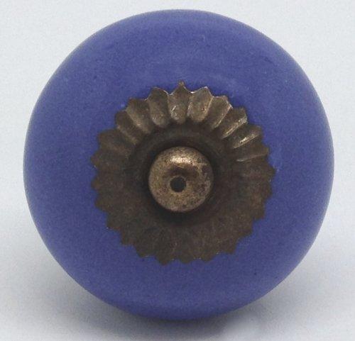 blue door knobs photo - 18