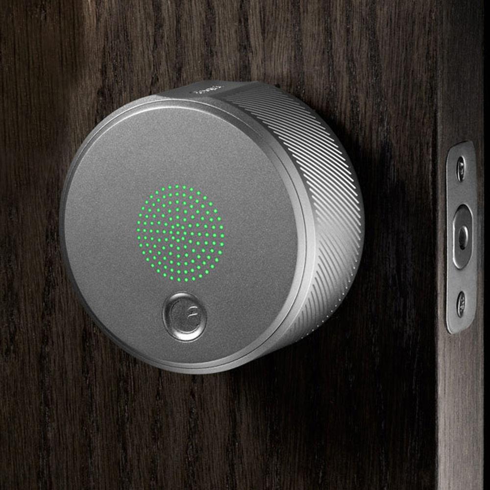 bluetooth door knob photo - 19