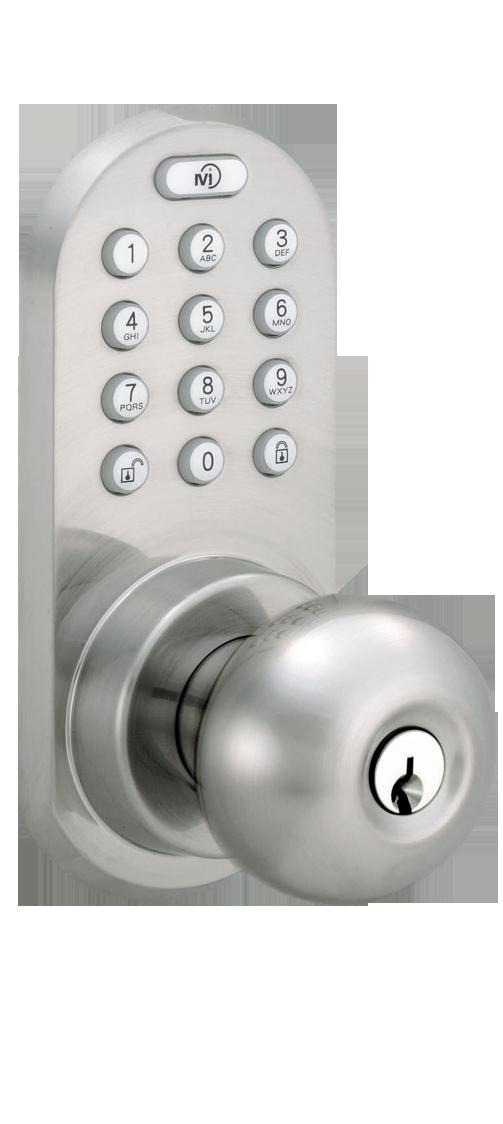 bluetooth door knob photo - 4