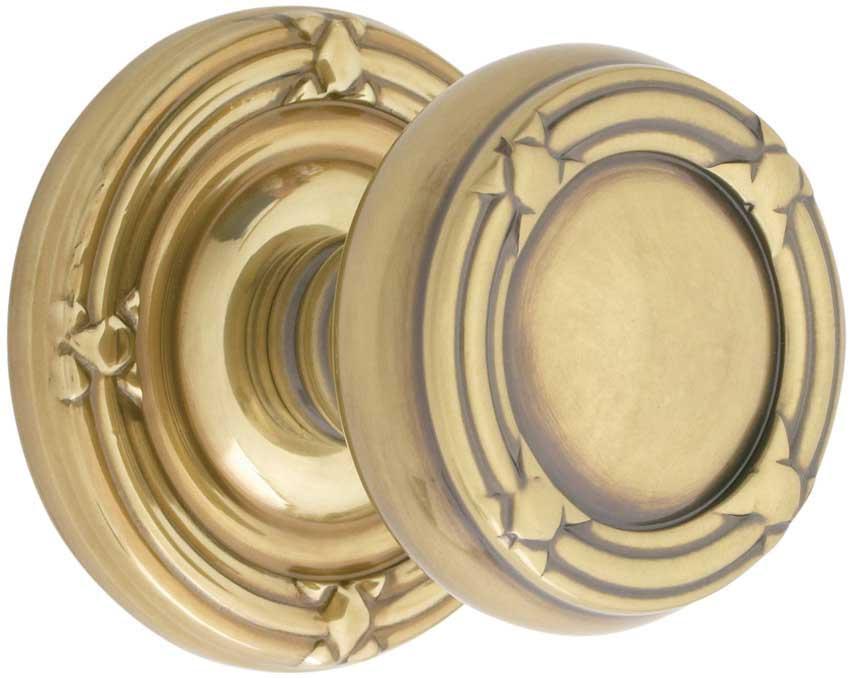 brass door knob photo - 14