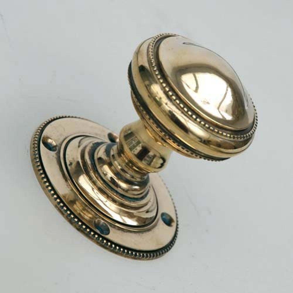 brass door knobs photo - 10