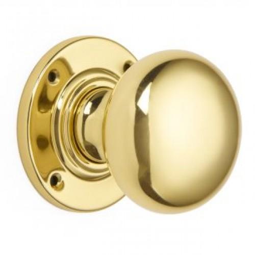 brass door knobs photo - 4