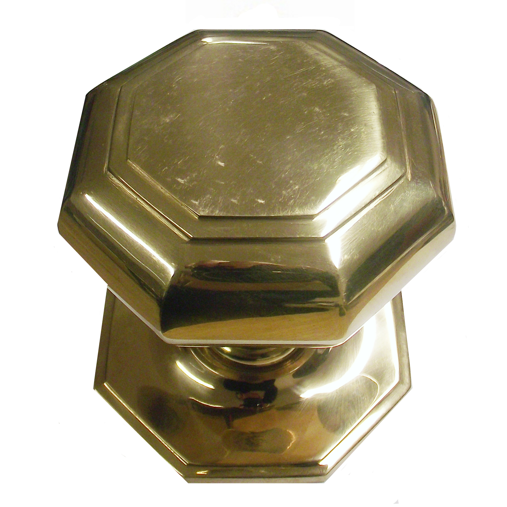 brass front door knob photo - 11