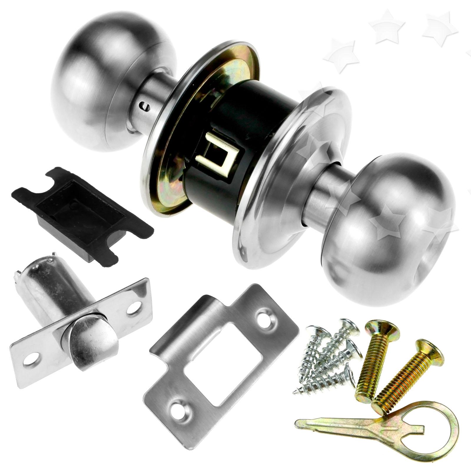 brass front door knob photo - 19