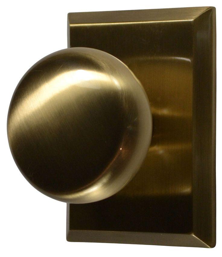 brass interior door knobs photo - 5
