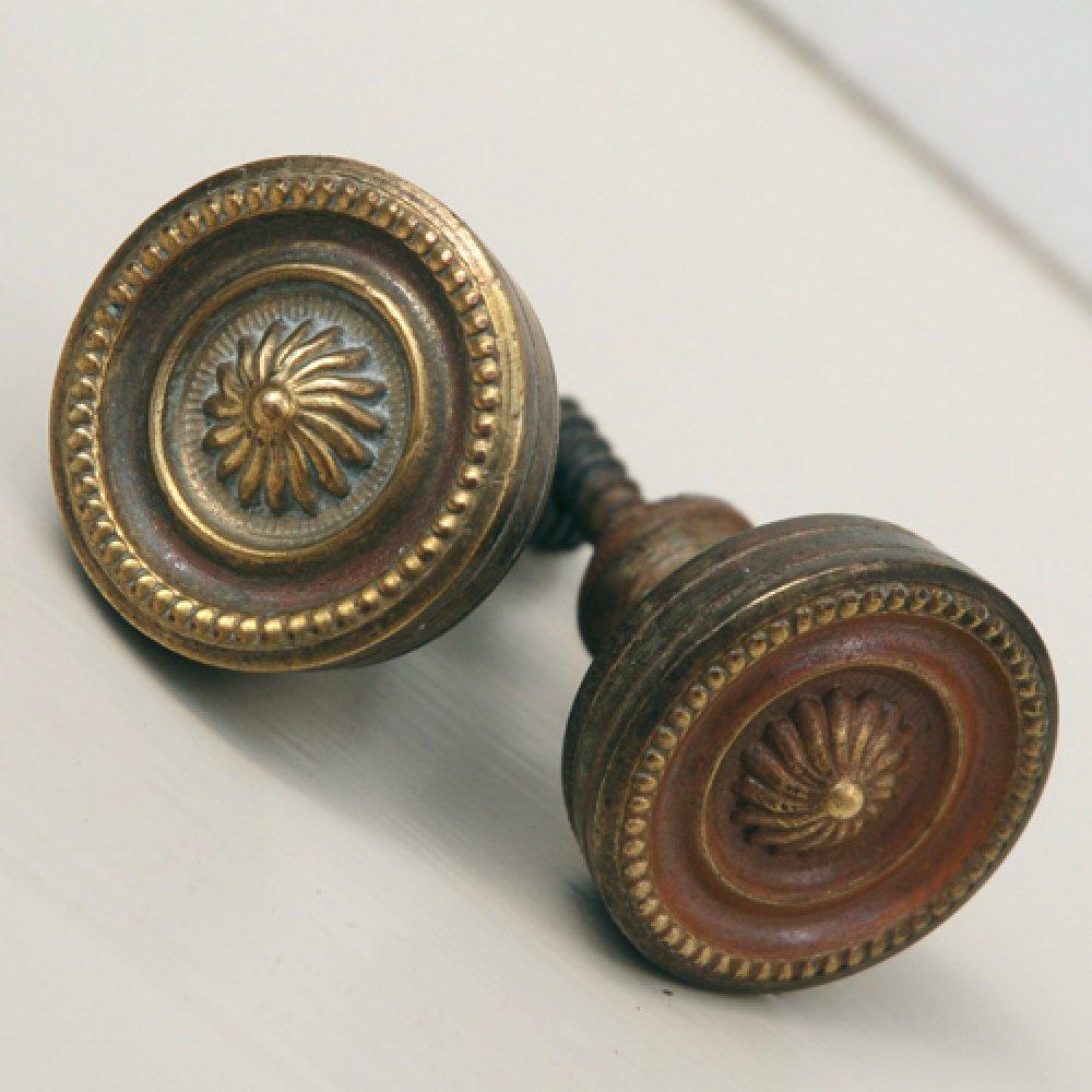 brass kitchen door knobs photo - 13