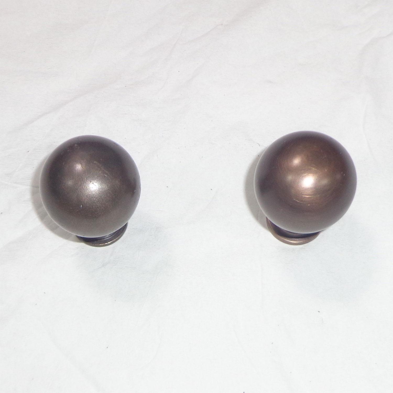 brass kitchen door knobs photo - 5