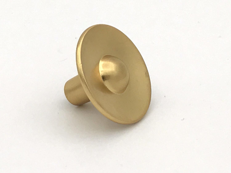 brass kitchen door knobs photo - 6