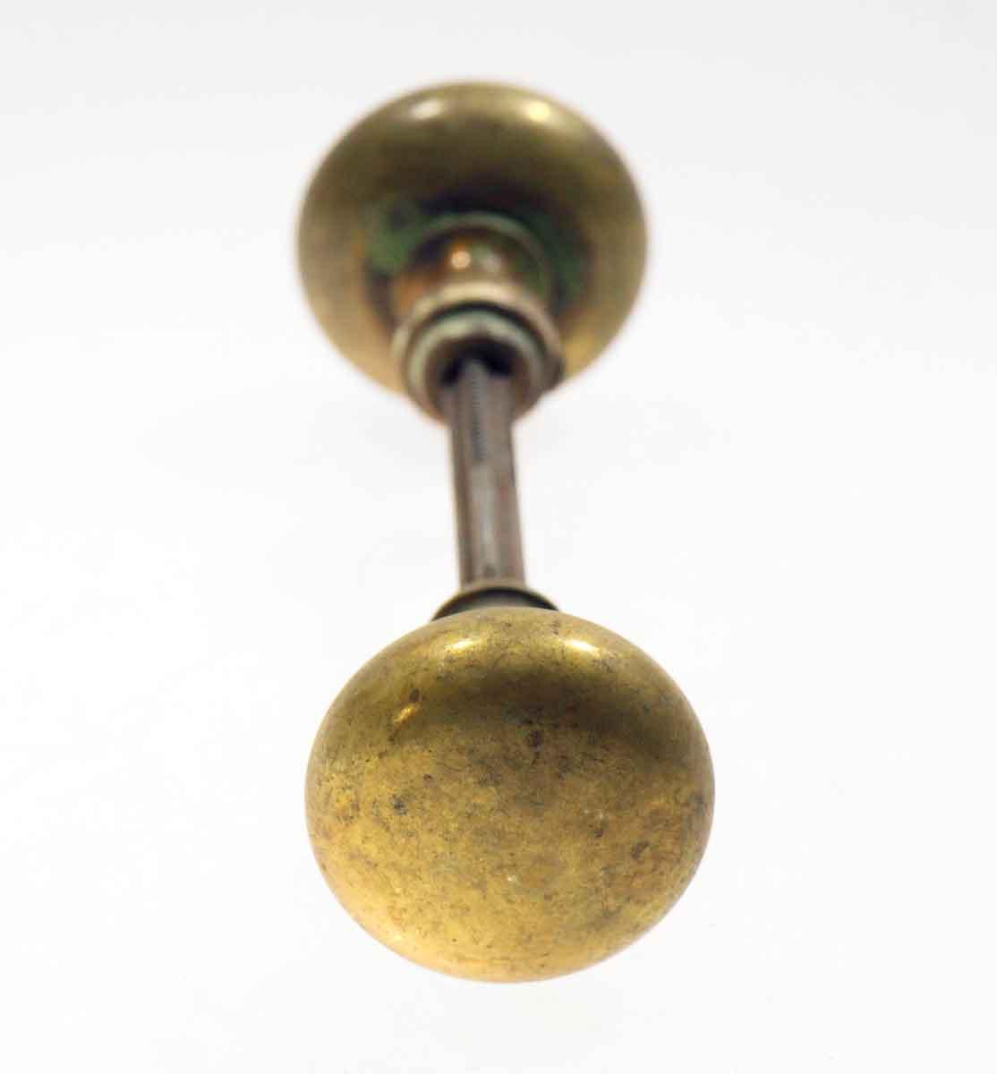 bronze glass door knobs photo - 10