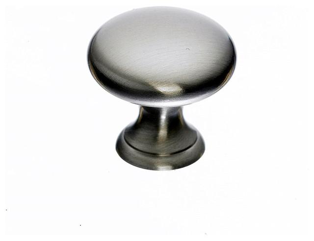 brushed nickel cabinet door knobs photo - 1