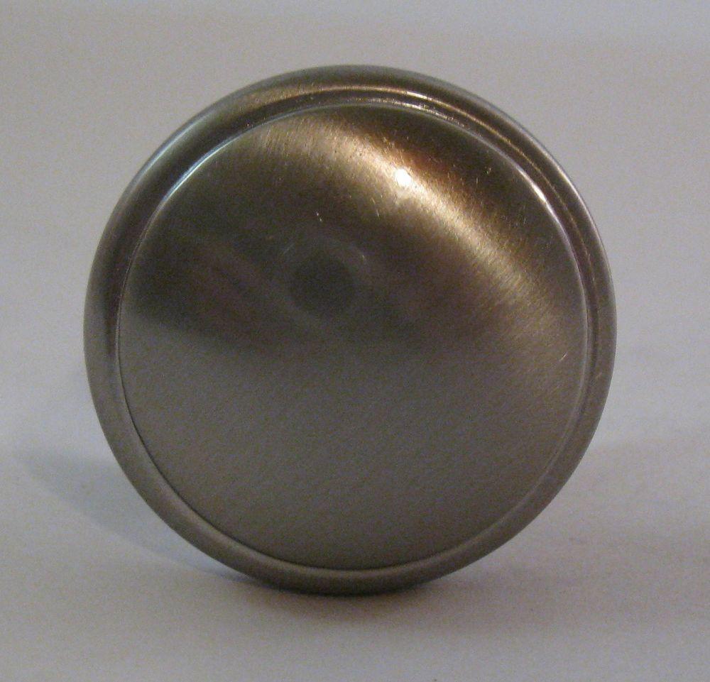 brushed nickel cabinet door knobs photo - 13