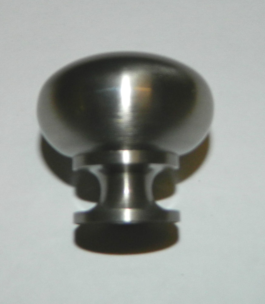 brushed nickel cabinet door knobs photo - 19