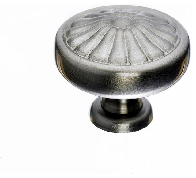 brushed nickel cabinet door knobs photo - 20