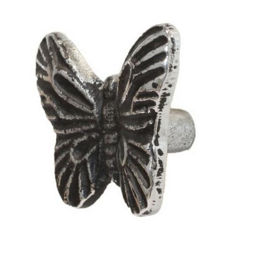 butterfly door knob photo - 12