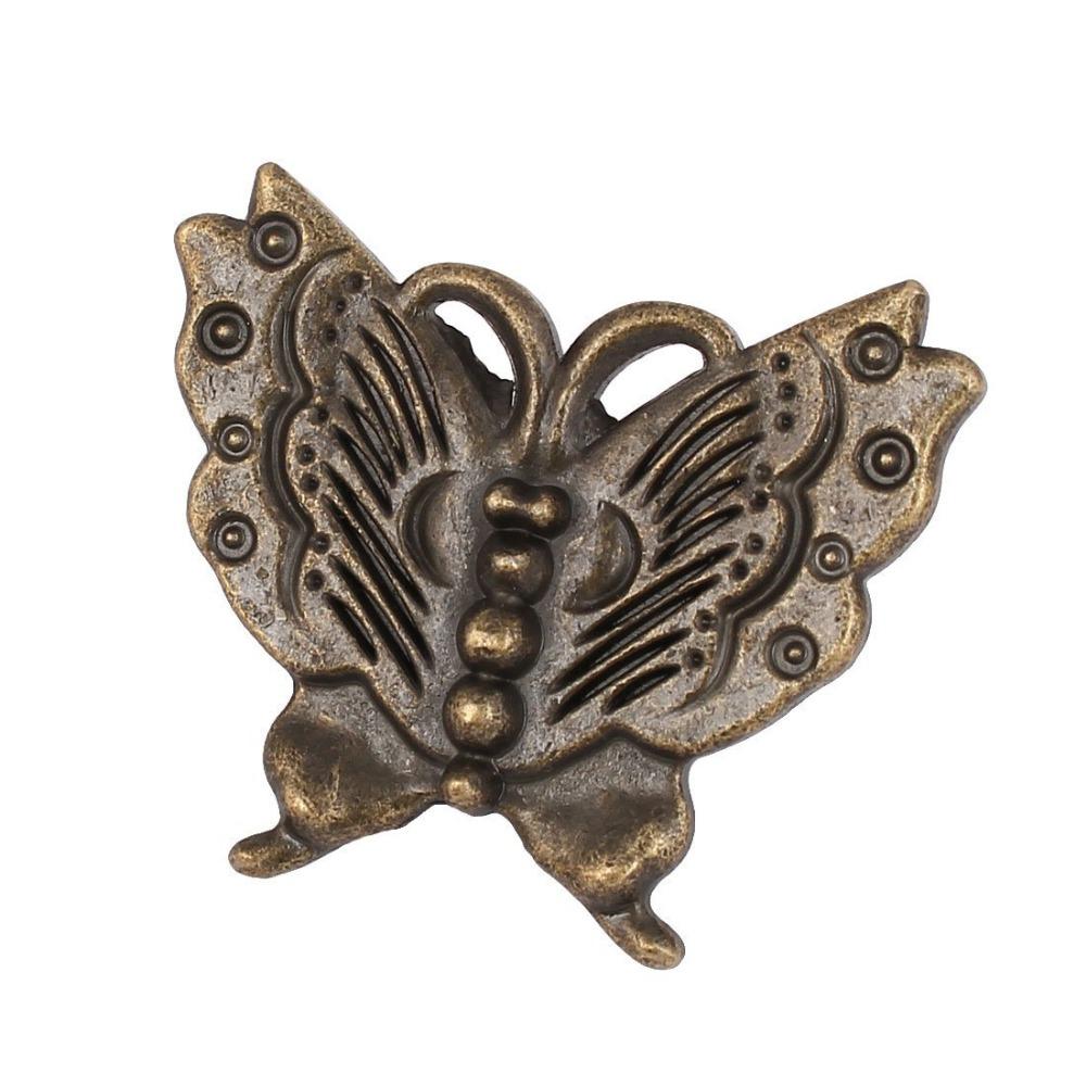 butterfly door knobs photo - 11