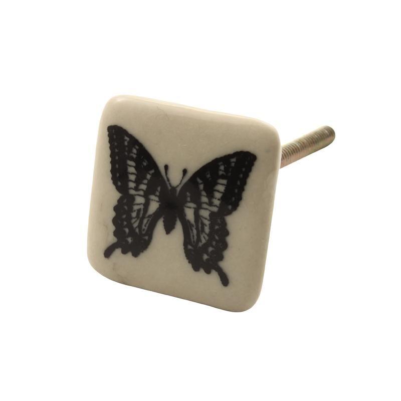 butterfly door knobs photo - 18