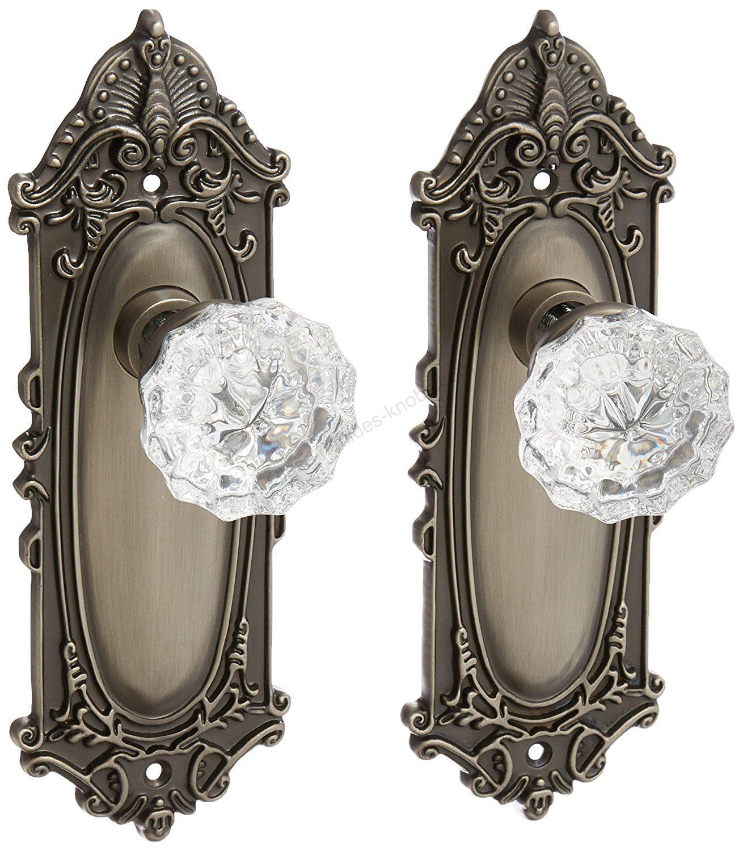 buy glass door knobs photo - 6