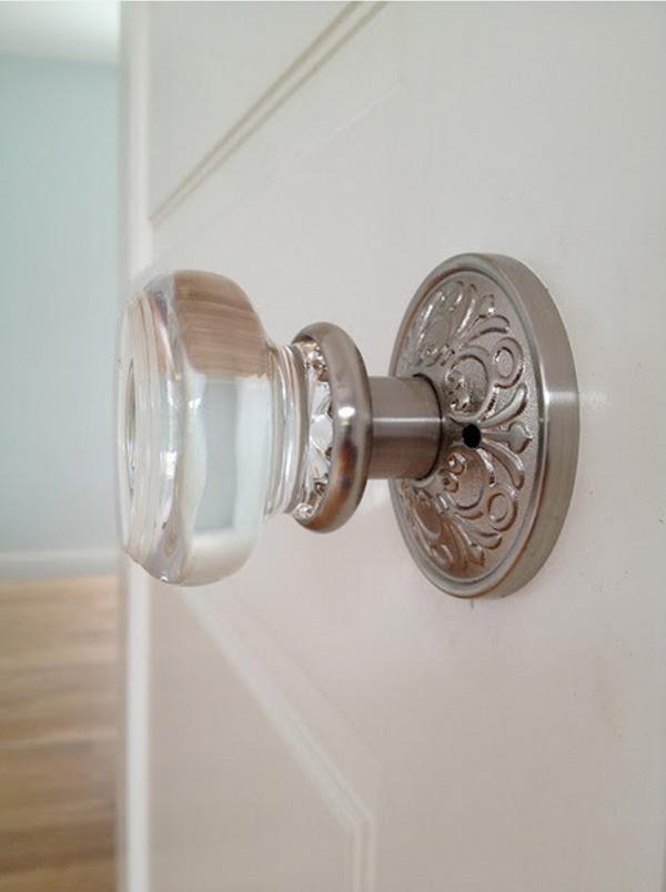 cabinet door knob photo - 5