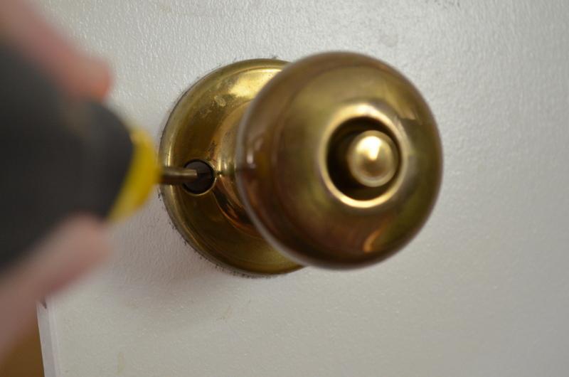 can you paint door knobs photo - 10