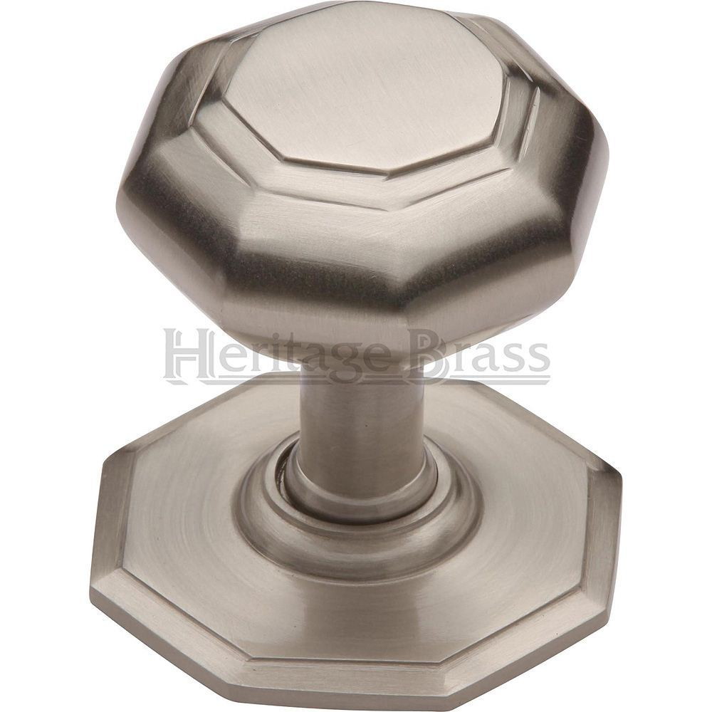 center door knob hardware photo - 1