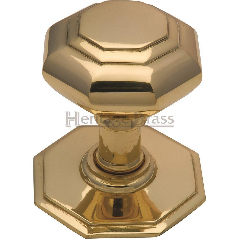 center door knob hardware photo - 7