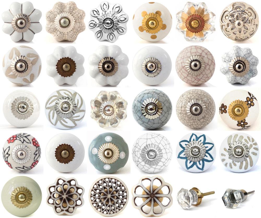 ceramic cabinet door knobs photo - 19