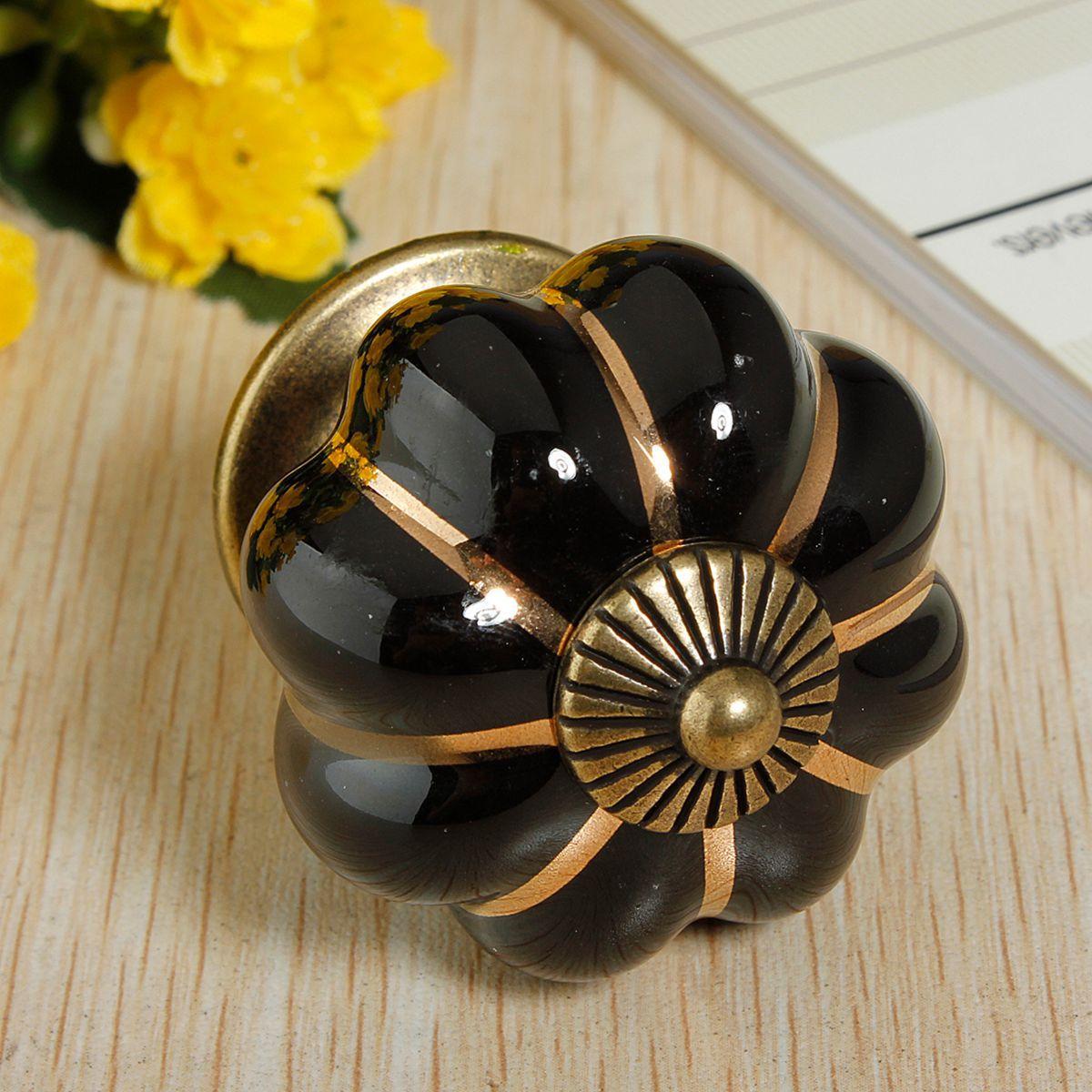 ceramic cupboard door knobs photo - 13