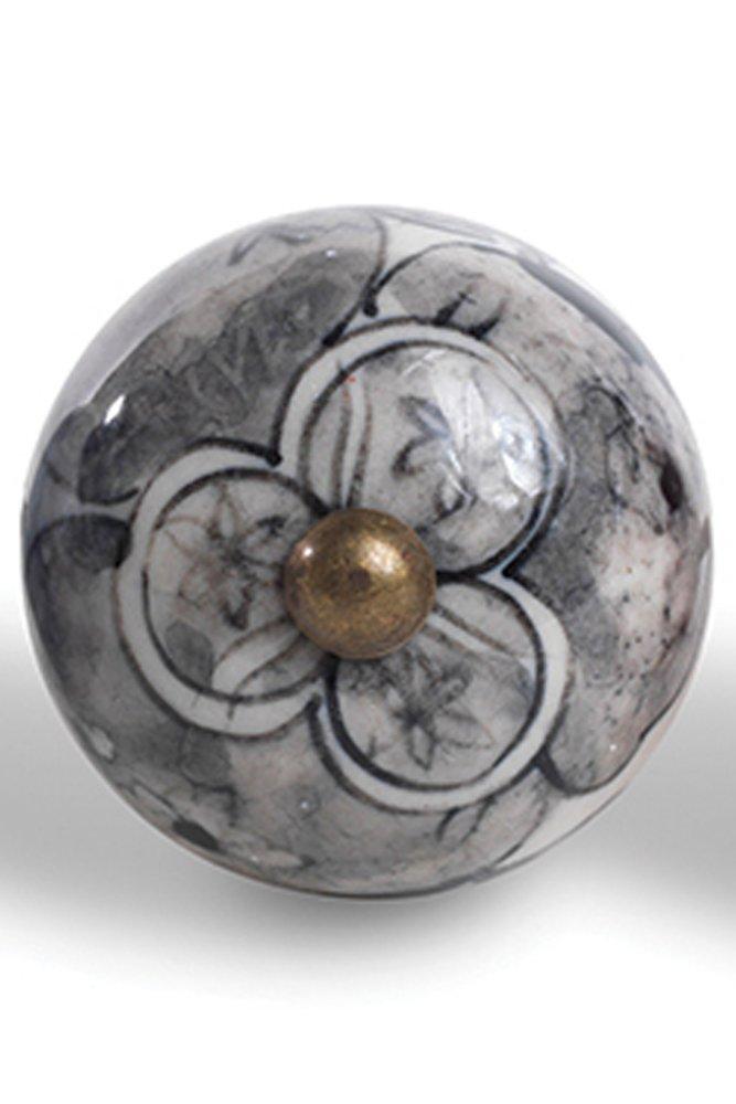 ceramic door knob photo - 12