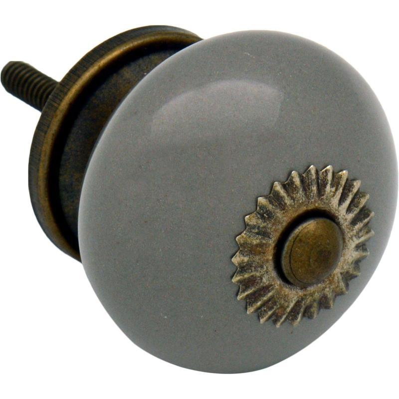 ceramic door knob photo - 13