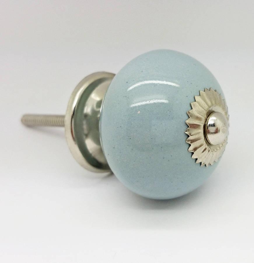 ceramic door knob photo - 15