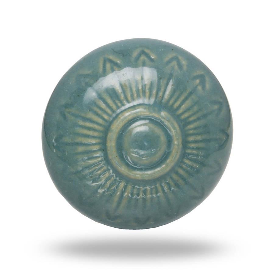 ceramic door knob photo - 6