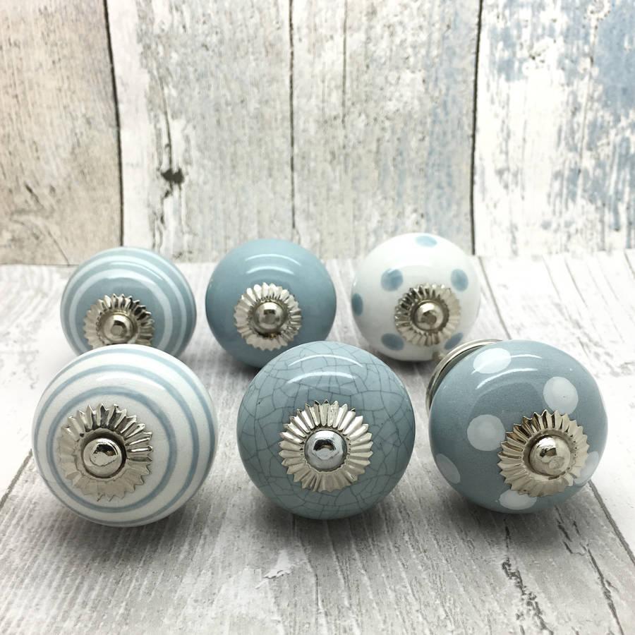 ceramic door knob photo - 7