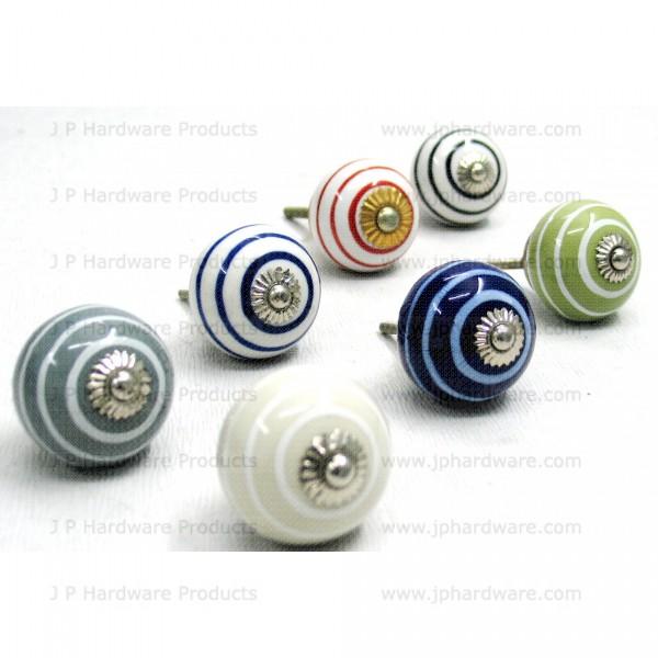 ceramic door knobs photo - 10