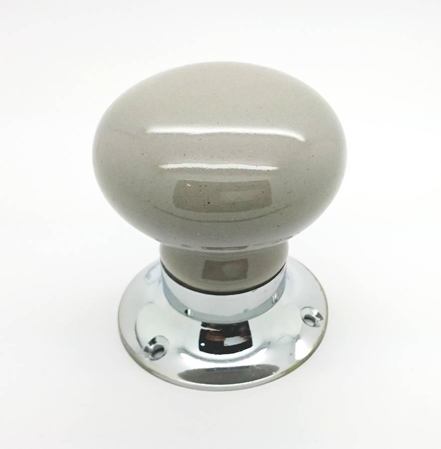 ceramic mortice door knobs photo - 4