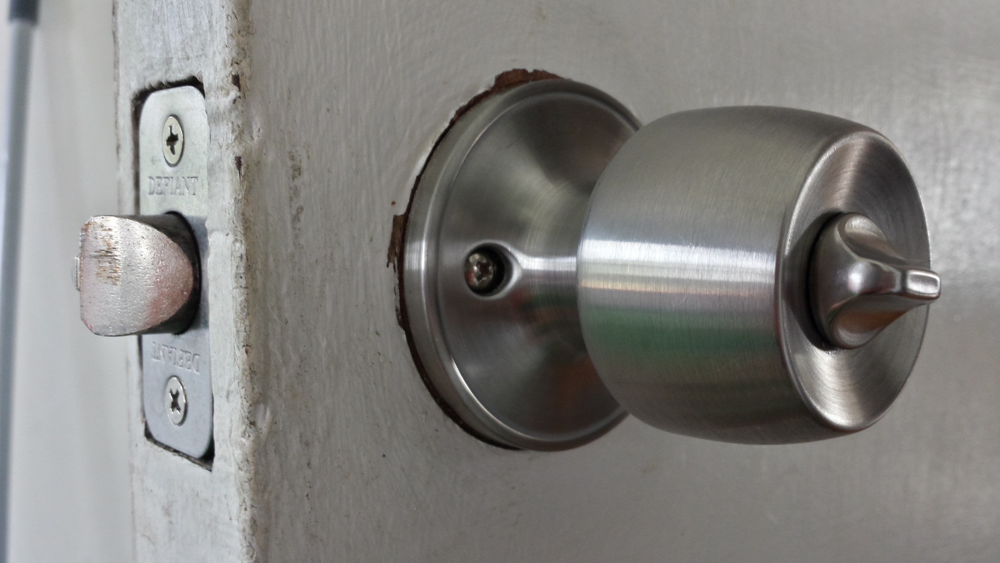 change door knob photo - 7