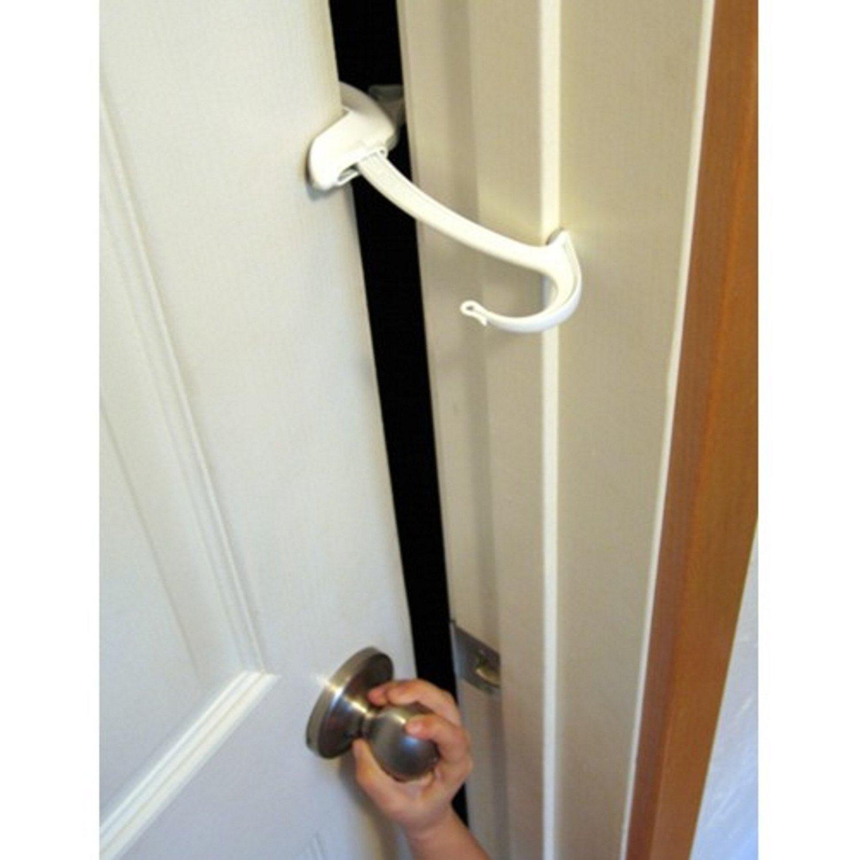 child proof door knob photo - 5