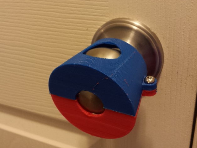 child safety door knob photo - 5