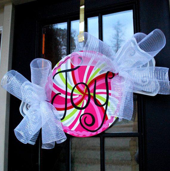 christmas door knob hangers photo - 14
