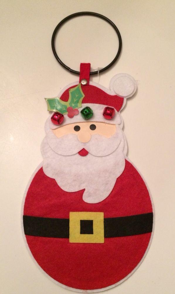 christmas door knob hangers photo - 16