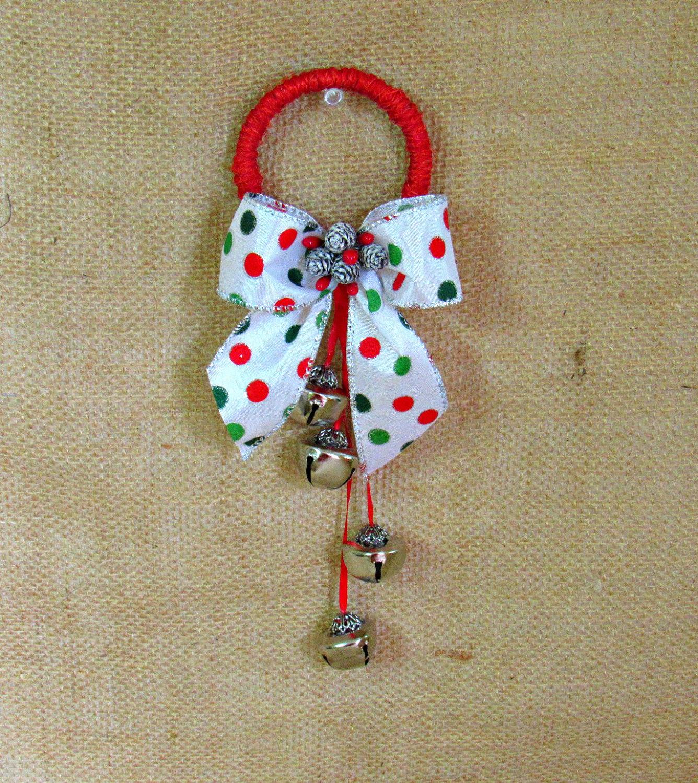christmas door knob hangers photo - 6