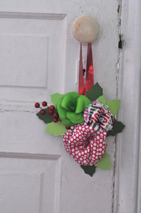 christmas door knob hangers photo - 7