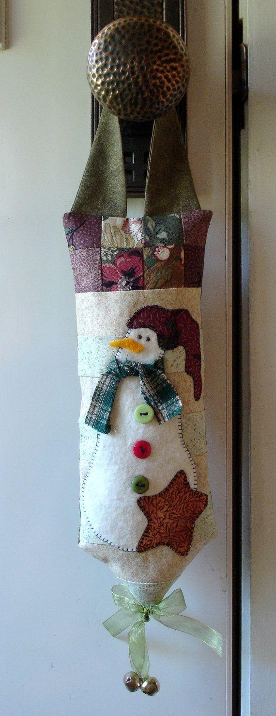 christmas door knob hangers photo - 9